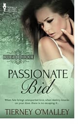 Passionate Bid by Tierney O'Malley