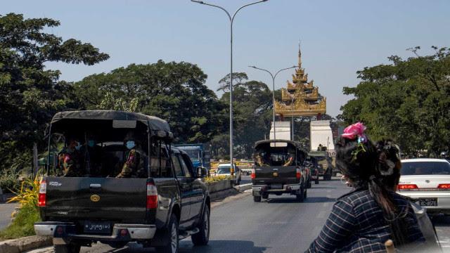 Após derrota nas eleições, militares alegam fraude e dão golpe em Mianmar