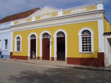 Theatro São João da Lapa (PR). Acervo/Iphan