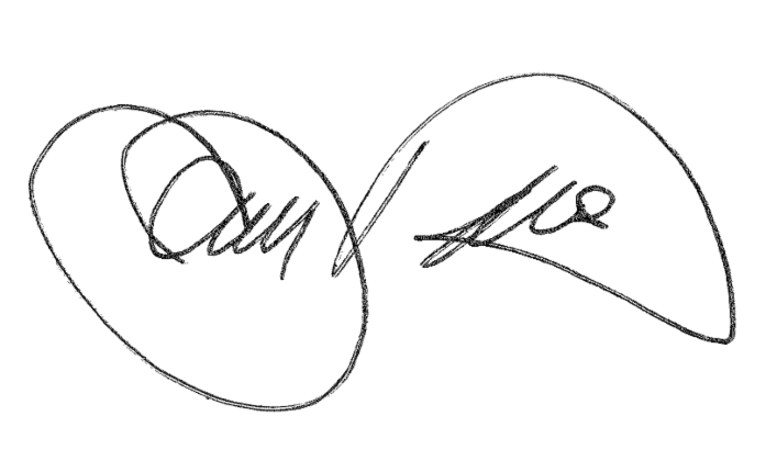 Jim Perrino signature