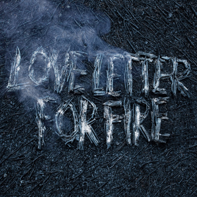 Sam Beam & Jesca Hoop . Love Letter For Fire