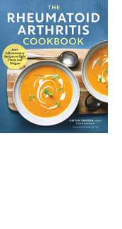 The Rheumatoid Arthritis Cookbook by Caitlin Samson