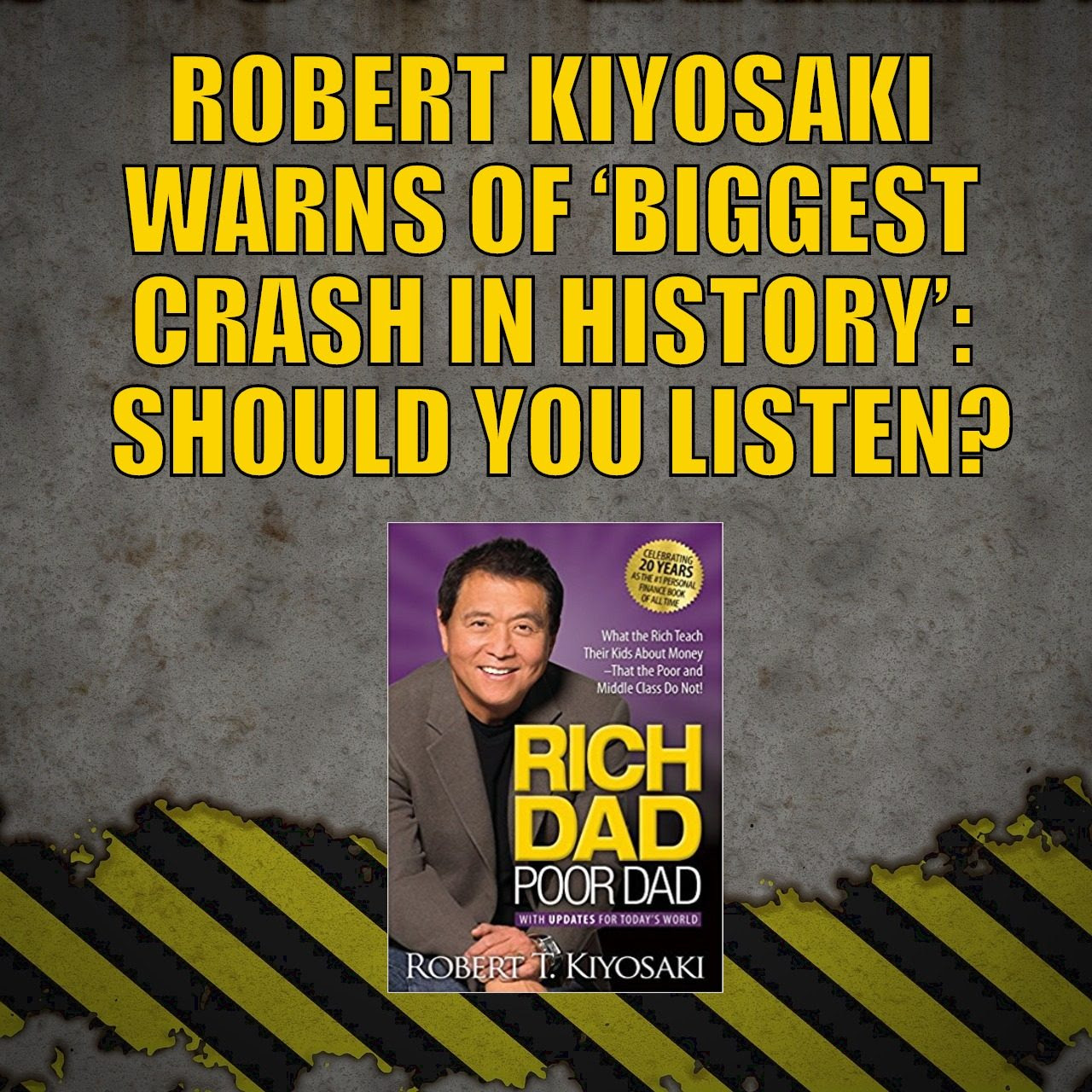 Rich Dad Poor Dad Author Robert Kiyosaki Warns Australia of 'Biggest Crash in History': Should You Listen?