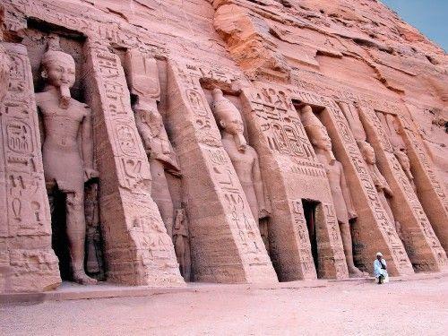 Abu Simbel Small Temple
