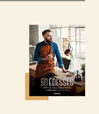 Szakácskönyvek - 50 édesség amit el kell készítened - Kárai Dávid