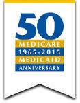 Medicare 50th banner