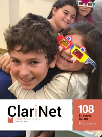 The cover of clar_i_net_108