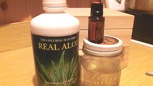 Aloe & Oils
