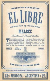 Image result for el libre malbec 2018