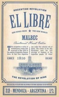 Image result for el libre malbec 2018