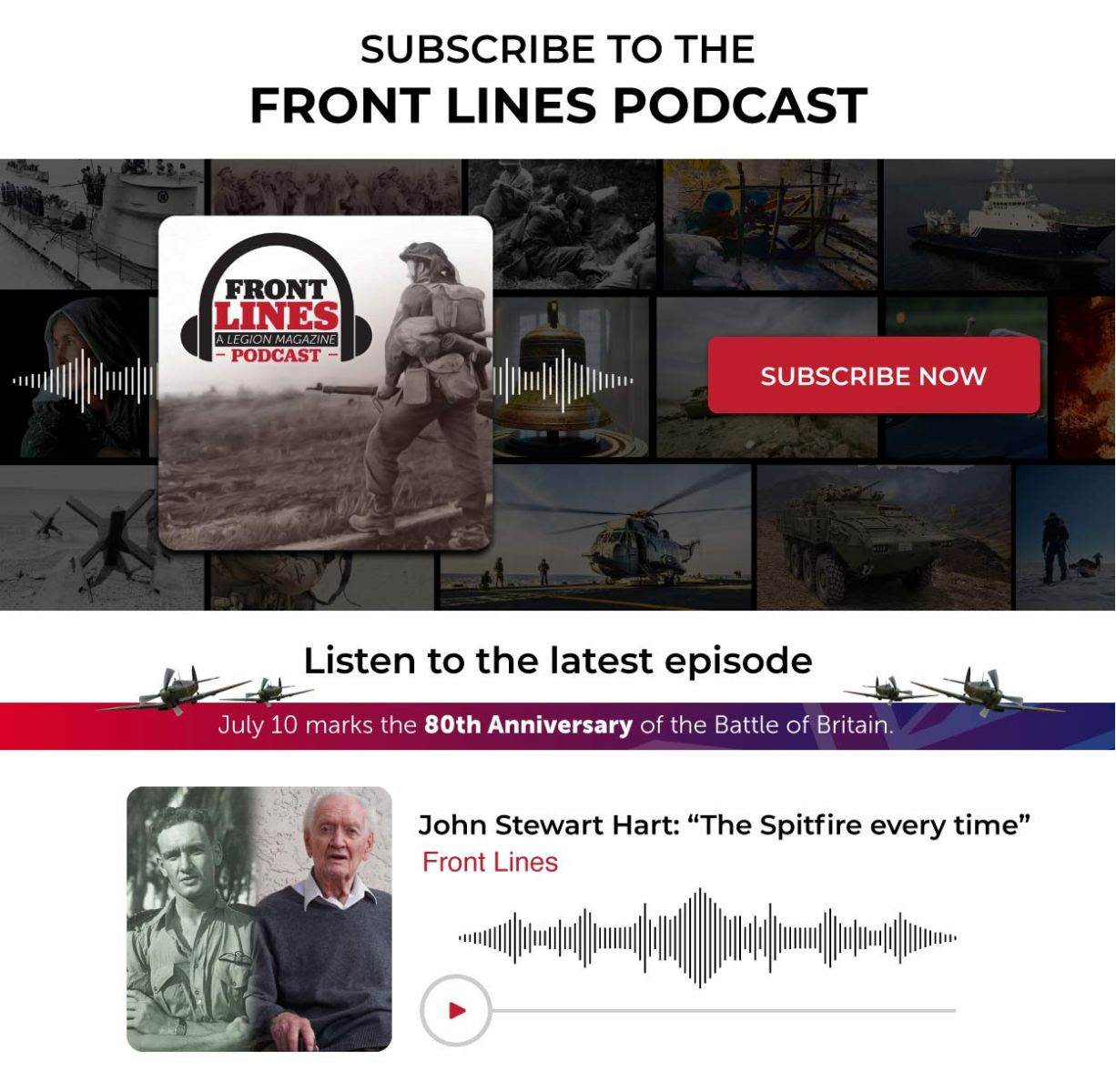 Front Lines | NEW PODCAST!