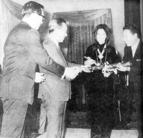 B5_Award by President N V Thieu, 1969
