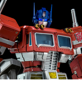 TRANSFORMERS MAS-01 OPTIMUS PRIME MEGA ACTION FIGURE