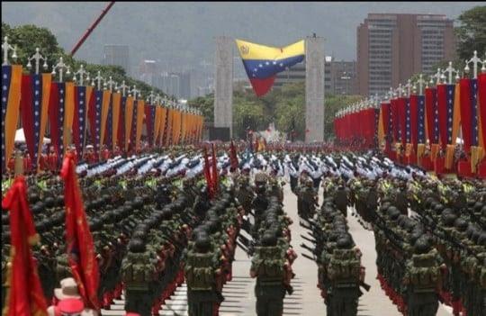 Se movilizarán desde Fuerte Tiuna hasta el Poliedro de Caracas.