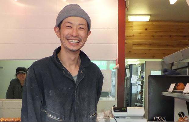 TOLO PAN TOKYO 田中真司シェフ