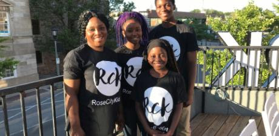 Nigerian Family Seek Asylum
