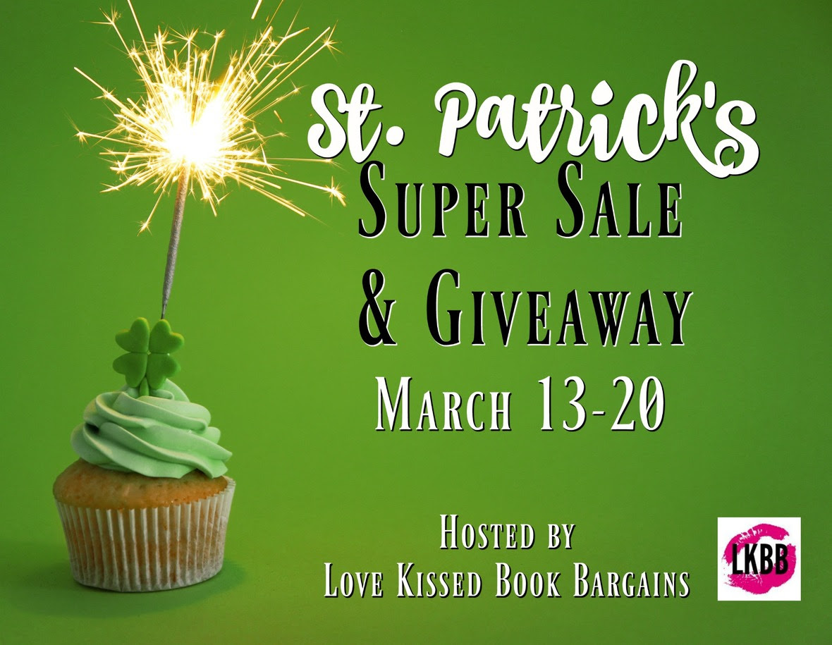 St. Patrick s Super Sale   Giveaway