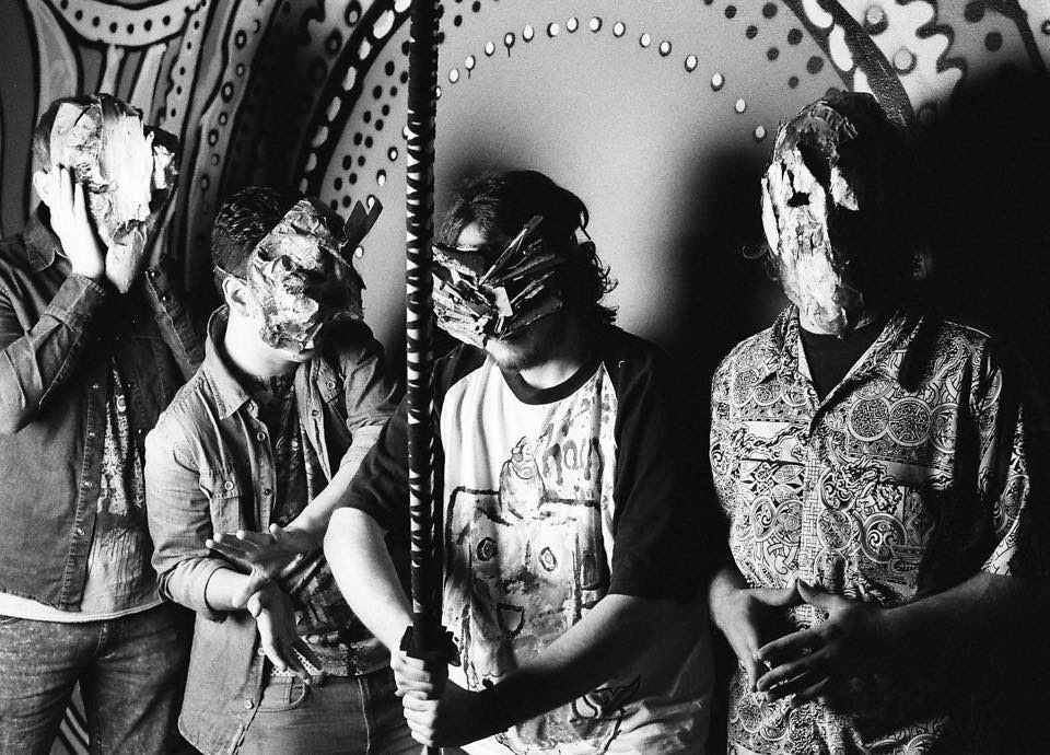 La banda australiana GLAB