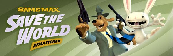 Sam & Max Save the World header