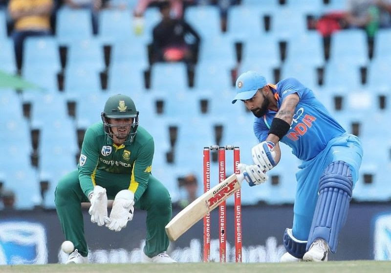 Virat Kohli emerged as the most successful ODI player in 2018
