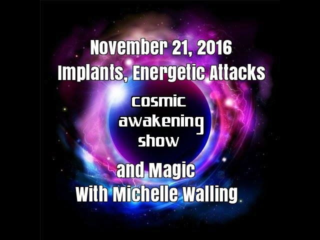 Implants, Energetic Attacks, and Magic Manifestation- Cosmic Awakening Show  Sddefault