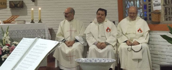 Parroco Santa Rosa Julio Carpio