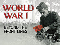 World War I: Beyond the Front Lines poster