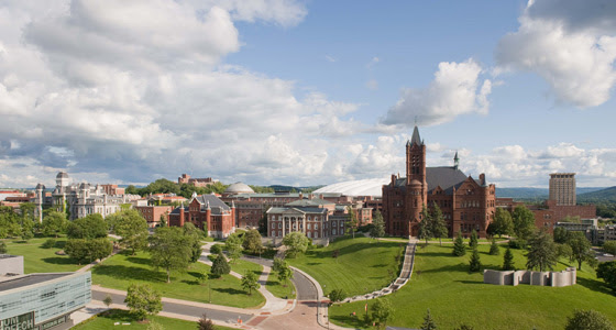 Summer College at Syracuse University