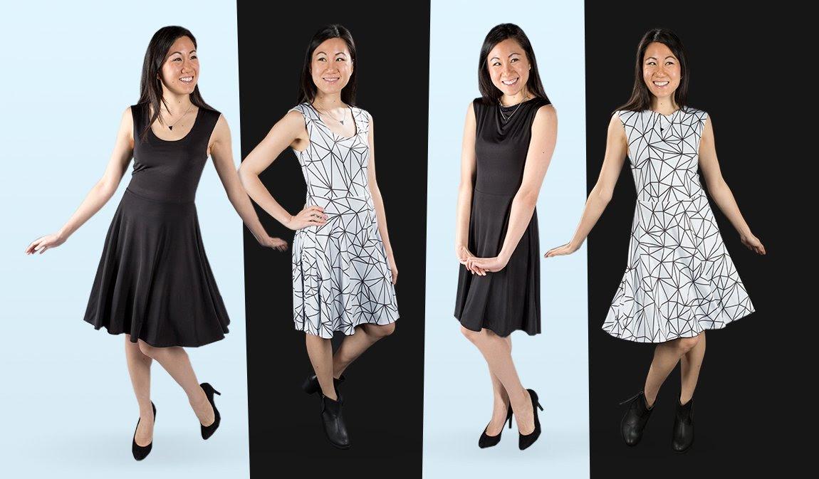 360 Reversible Dress