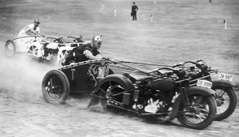 1920s                                                          motorcycle                                                          chariot