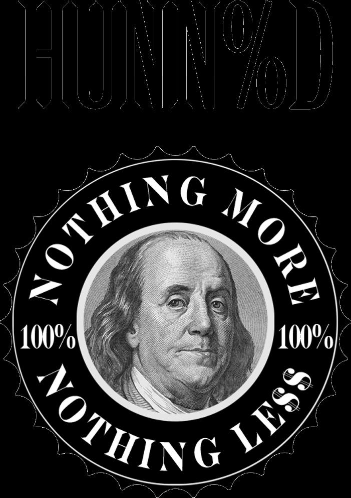 Hunn d Logo  Black Text
