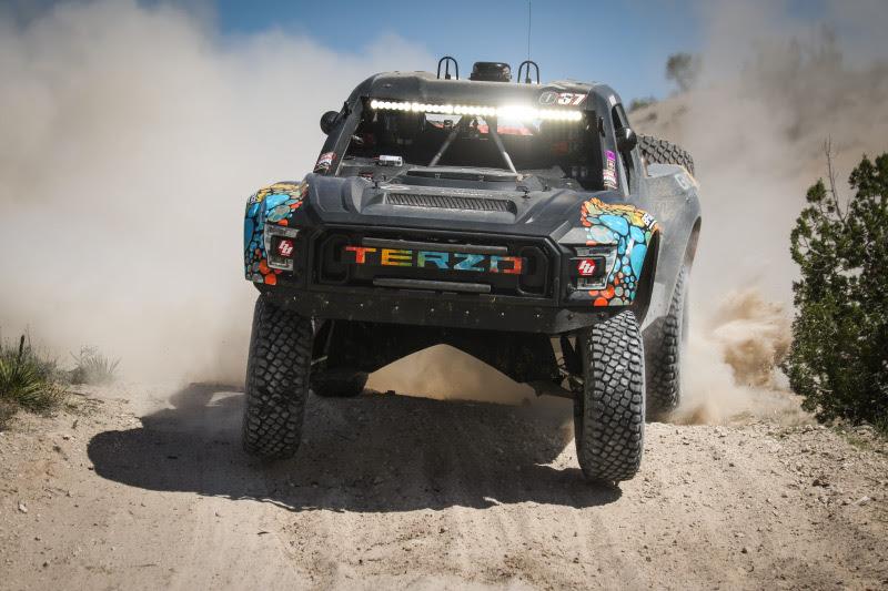 Justin Lofton, Youtheory Racing, BITD Silver State 300, Jeff Terzo, FOX