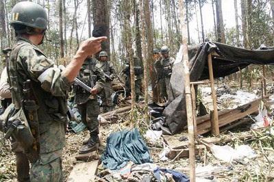 El 1 de marzo de 2008 Colombia atacó militarmente suelo ecuatoriano. Foto: Archivo.
