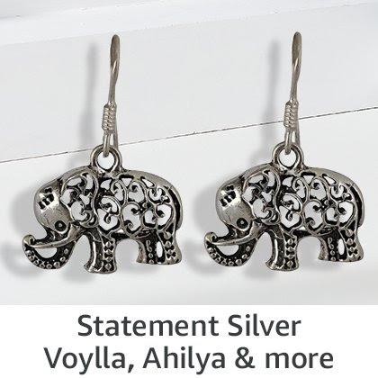 Statement Silver