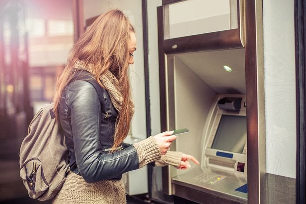 Fifty fascinating facts to mark the ATM's 50th anniversary