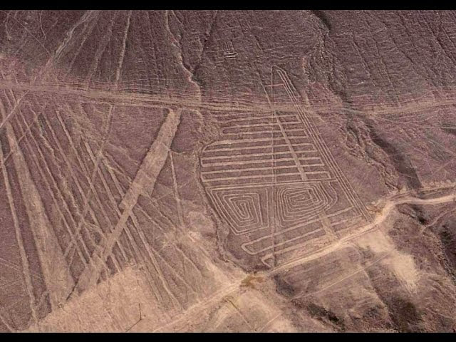 Flying Over The Palpa Lines And Geoglyphs Near Nazca Peru  Sddefault