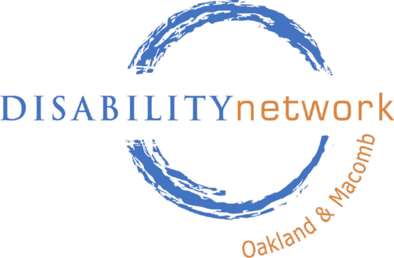 Disability Network Oakland & Macomb's logo