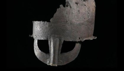 Millennia-Old Headgear Is One of Just Two (Almost) Intact Viking Helmets