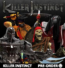 KILLER INSTINCT FIGURES