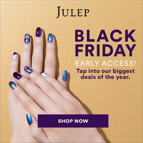 Julep Black Friday Deals Start...