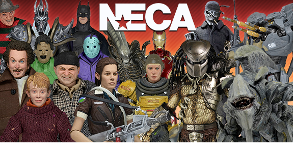 NEW NECA ANNOUNCEMENTS