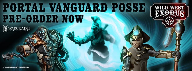 Portal Vanguard Posse