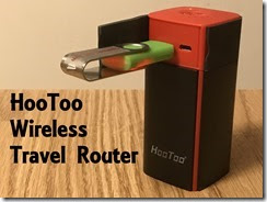 HooToo Travel Router