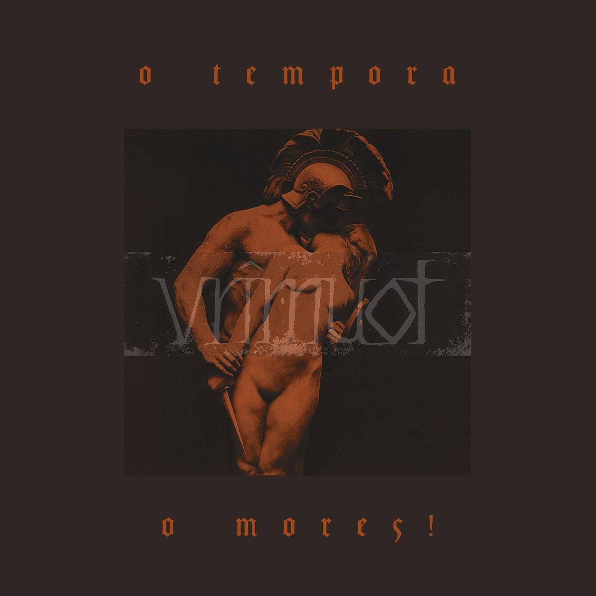VRÎMUOT album cover