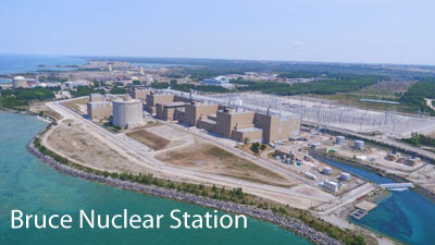 Bruce Nuclear Station
