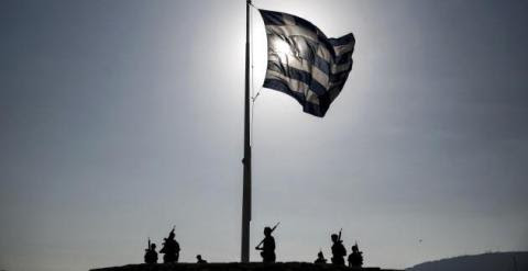 Militarras grecia REUTERS