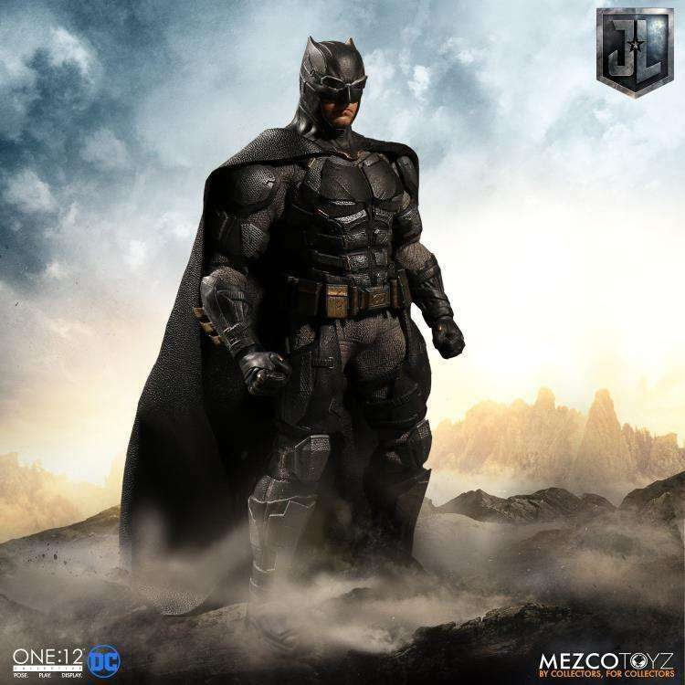 Image of One:12 Collective Justice League Batman (Tactical Suit)