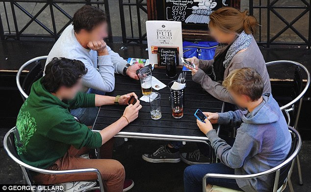 The End of a Generation: Young People on the Verge of Madness Due to Smartphones (Videos)