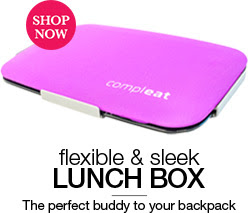 Sleek Lunch Box