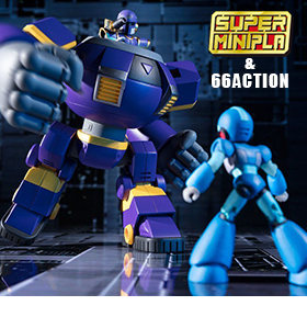 MEGA MAN 66ACTION & SUPER MINI-PLA